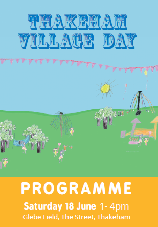 Village Day this Saturday!