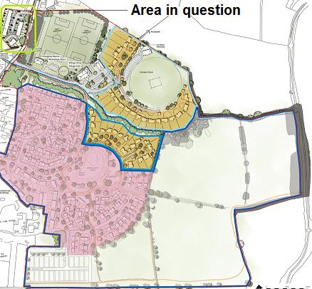 abingworth scheme showing local worker area