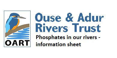 Phosphates in our rivers