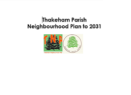 Neighbourhood Plan comes to referendum: 22 March