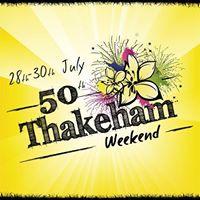 50th Thakeham Festival: 28-30 July