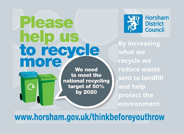 Recycling – doing more!