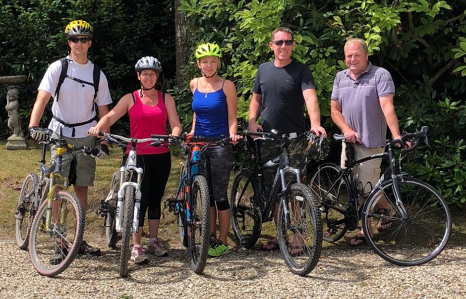 Thakeham Primary Sponsored Bike Ride