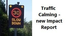 New Traffic Calming Impact Report