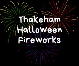 Thakeham Halloween Fireworks @ Abingworth Fields