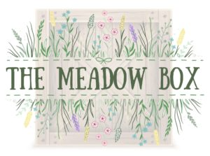 The Meadow Box floristry logo