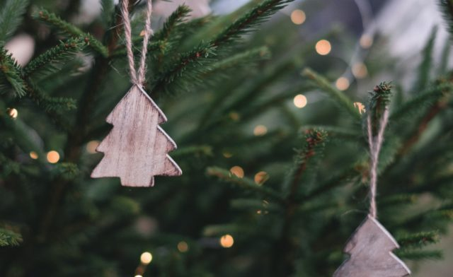 Tree re-cycling scheme raises funds for local charity
