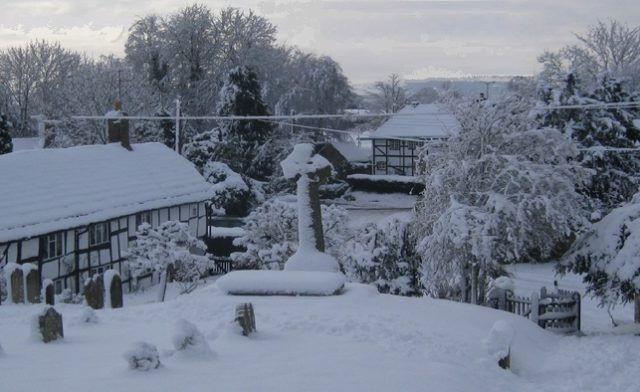 Christmas in Thakeham