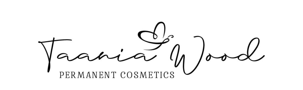 Taania Wood Permanent Cosmetics Logo